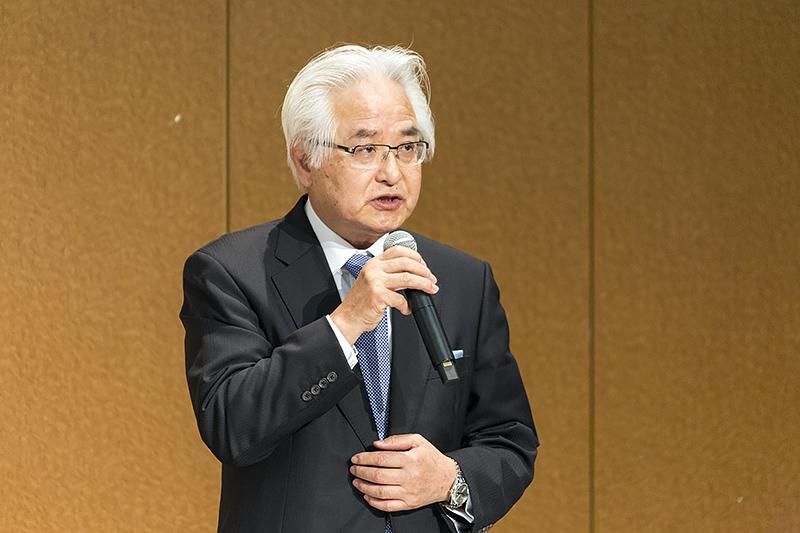 広島銀行 代表取締役頭取 池田晃治氏