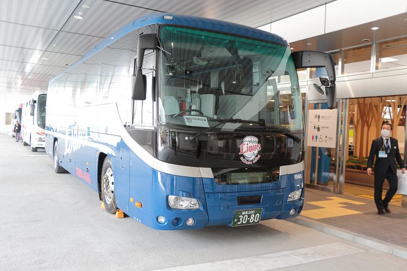埼玉県の西武バス株式会社