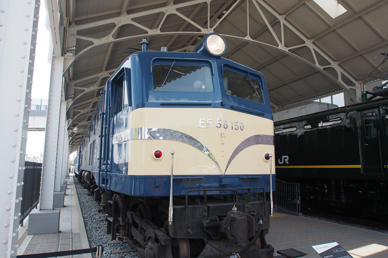 EF58形電気機関車