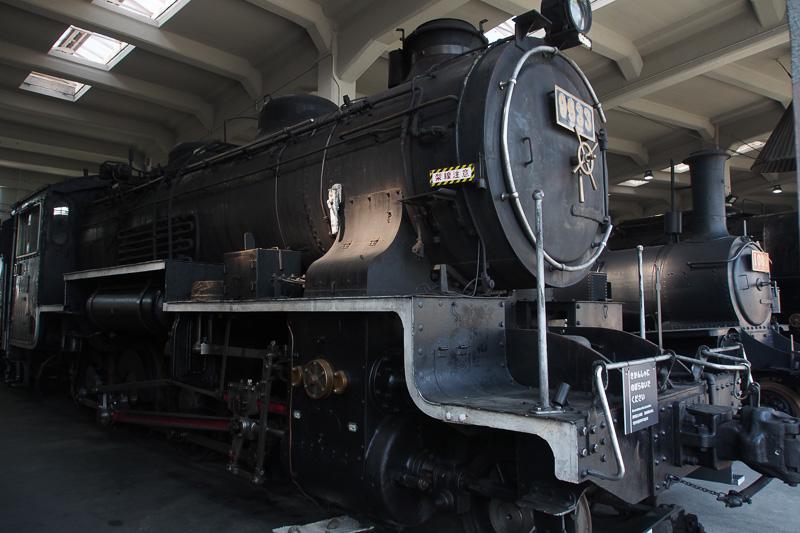 9600形9633号機。大正時代の貨物機1914年製