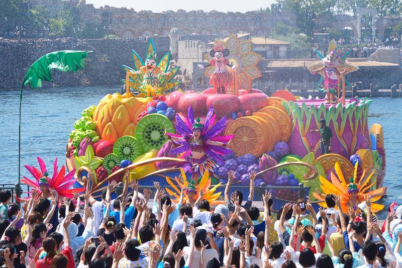 スペシャルイベント「ディズニー・サマーフェスティバル」