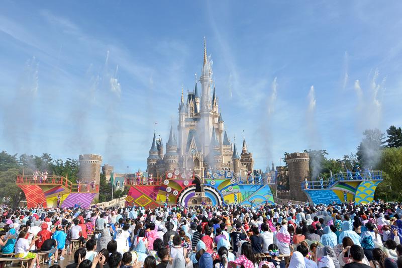 スペシャルイベント「ディズニー夏祭り」