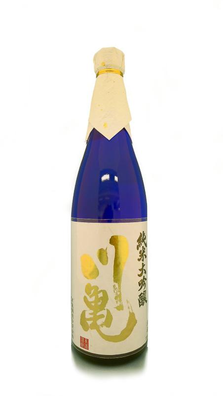 川亀酒造の「川亀 純米大吟醸」