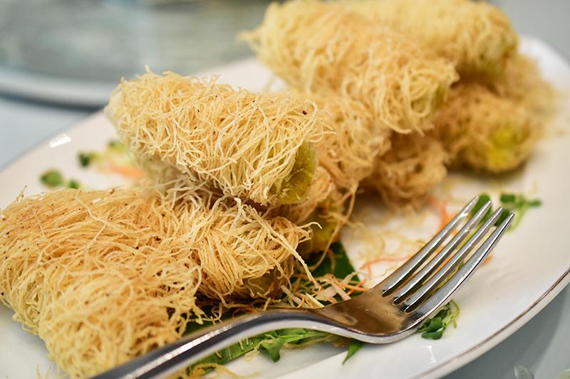 ソレアリゾート&カジノ内の中華レストラン「redlantern」で極上ランチ。色々食べたなかでこれがもう一度食べたいベスト4