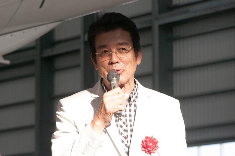 野球評論家でおなじみの江本孟紀氏