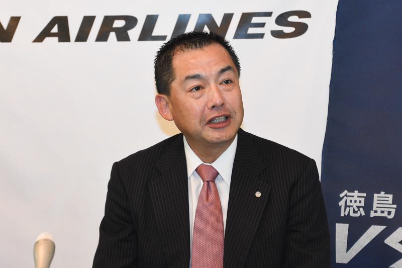 日本航空株式会社 取締役会長 大西賢氏