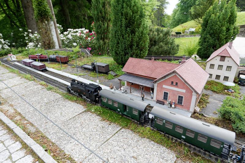 チェコ初の蒸気機関車は1839年にデビューしたという
