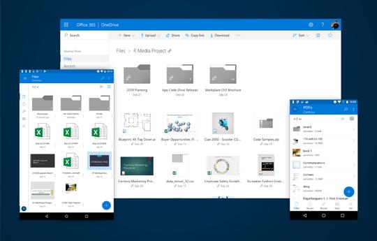 "Microsoft、クラウドストレージ""OneDrive""のデザインを刷新 ~年内に投入へ Microsoft、クラウドストレージ""OneDrive""のデザインを刷新 ~年内に投入へ(同社ブログより引用、以下同)"