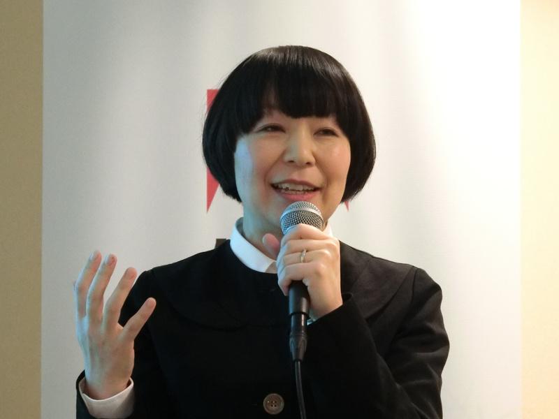 アドビシステムズ(株)Typekit 日本語タイポグラフィ チーフタイプデザイナー 西塚涼子氏