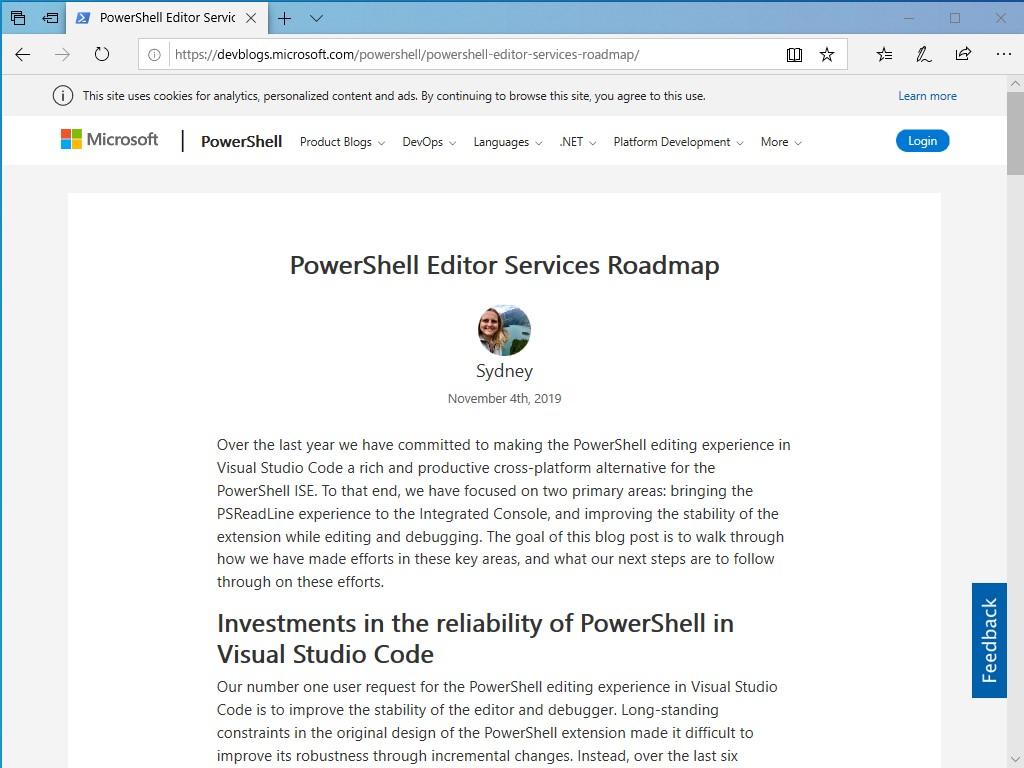 公式ブログにおけるリリース記事