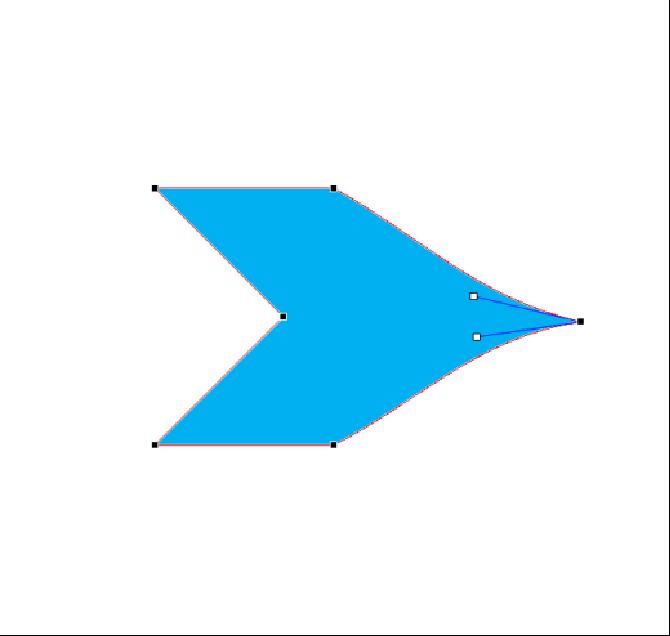 ベジェ曲線を利用したより高度な図形編集