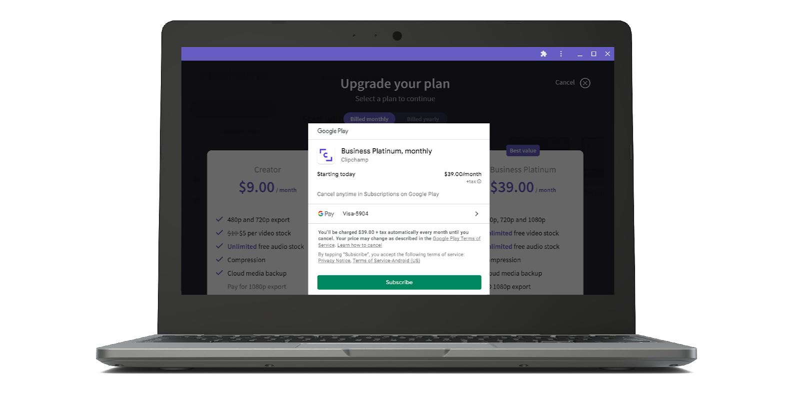 "「Chrome OS」でPWAも""Google Play""で購入可能に"