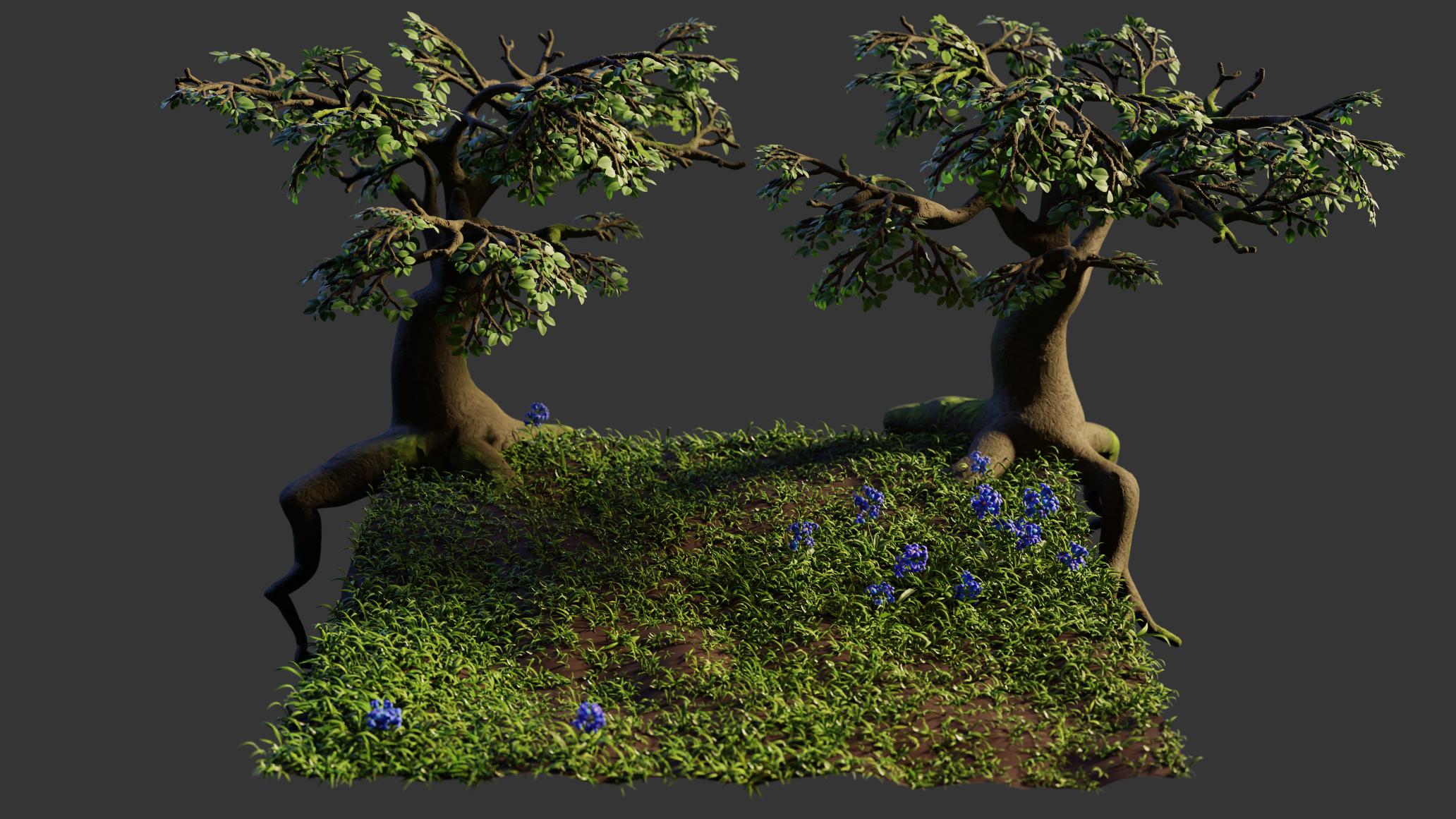 """今後は""""木と花""""なども実現できるよう機能が拡張されていく"""
