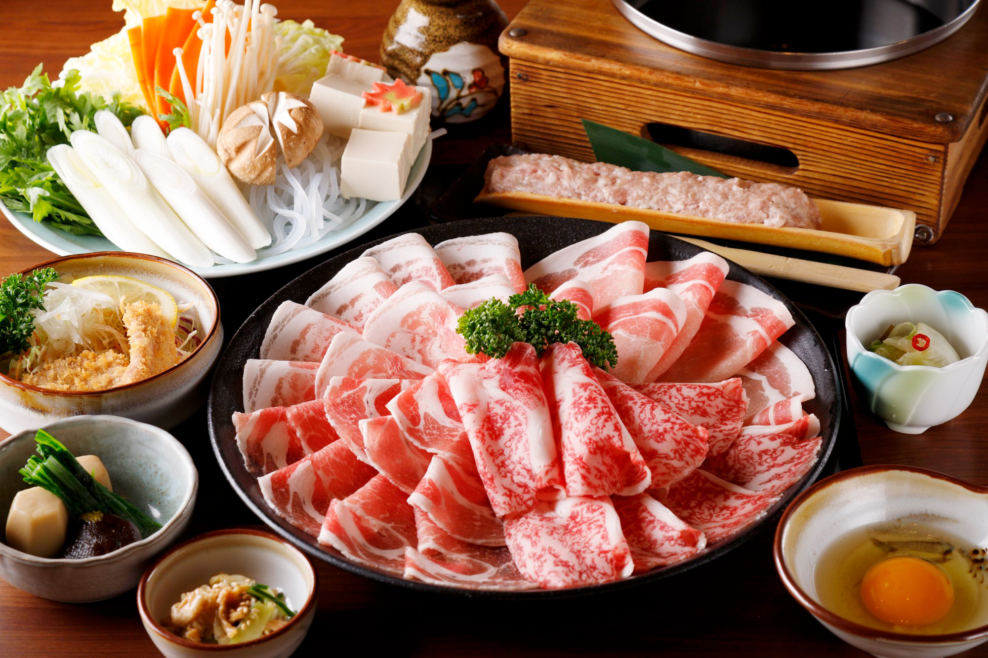 特選すきやき肉セットなどが当たる(画像はイメージ)