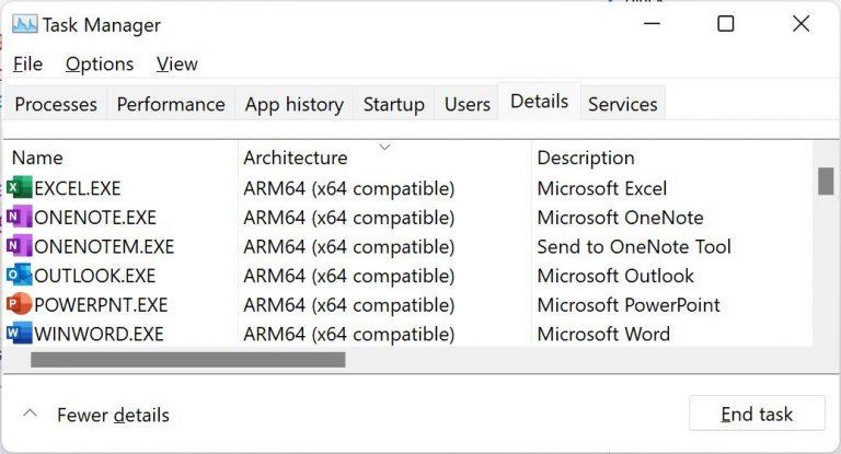 「Office」が「Windows 11」でARM64をサポート