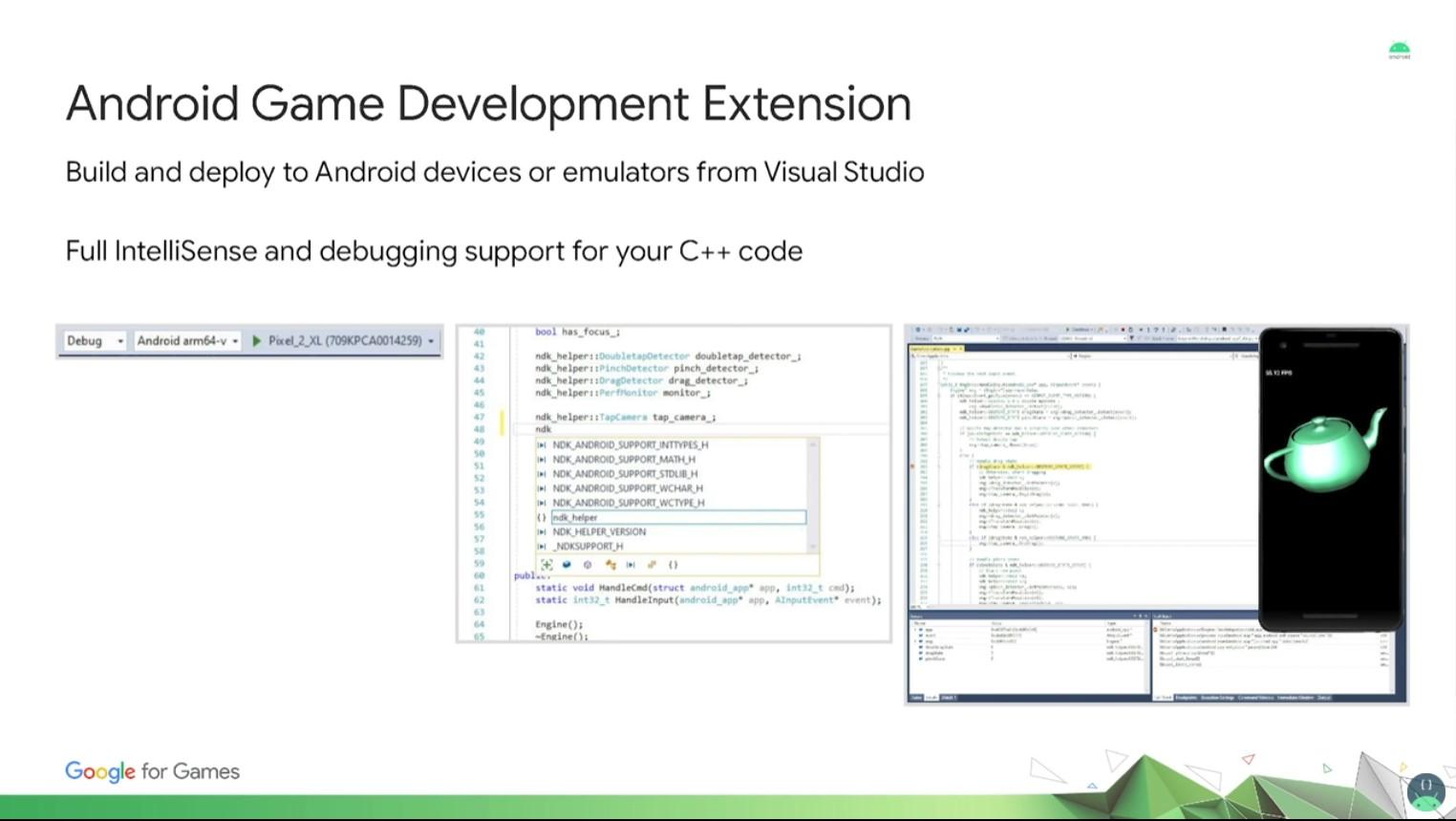 「Visual Studio」専用の拡張機能を提供してAndroidをプラットフォームターゲットとして追加できるように