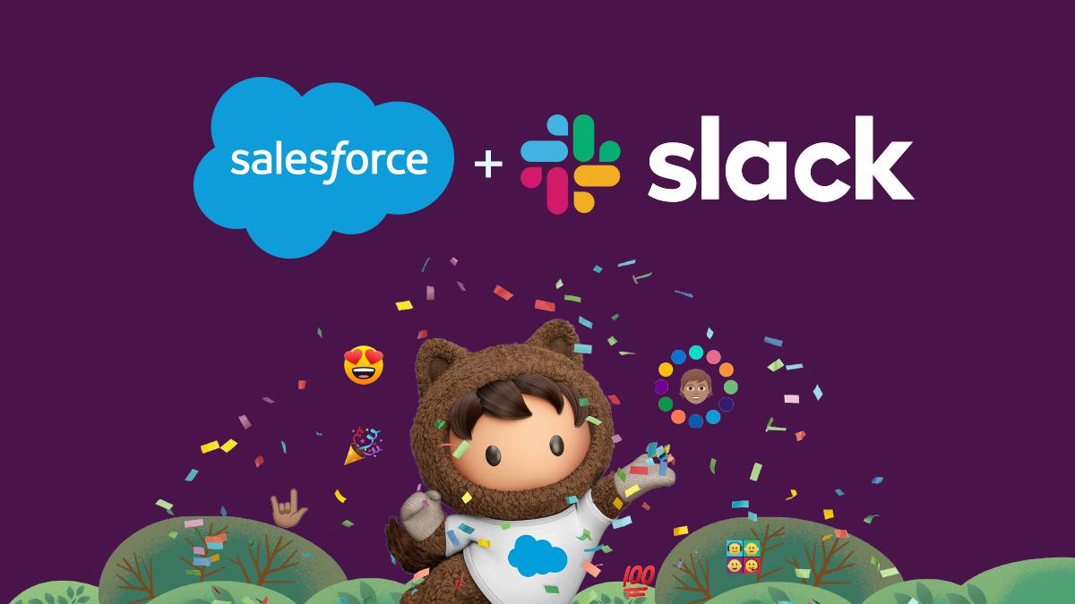 SalesforceがSlackの買収を完了