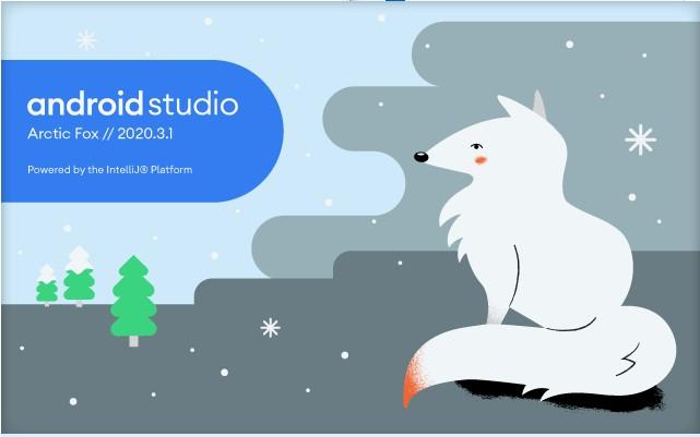 「Android Studio Arctic Fox」(2020.3.1)