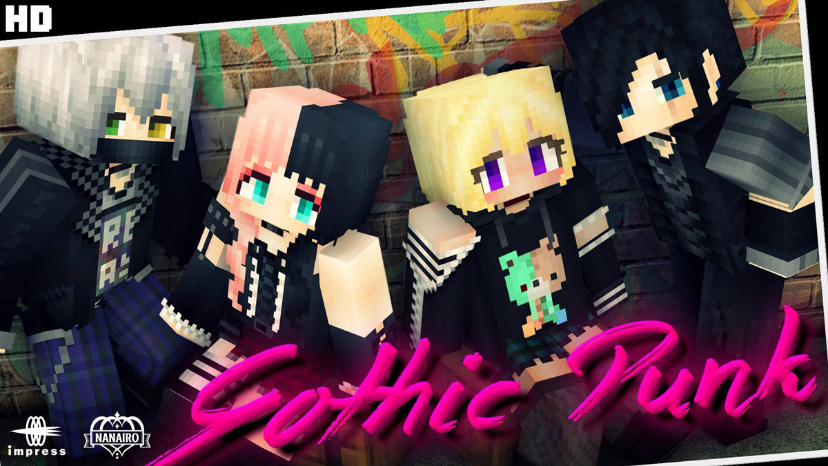 「ゴシックパンクHD(Gothic Punk HD)」