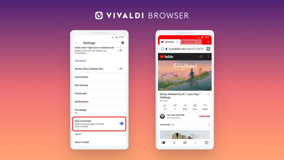 Android版「Vivaldi 4.1」が公開