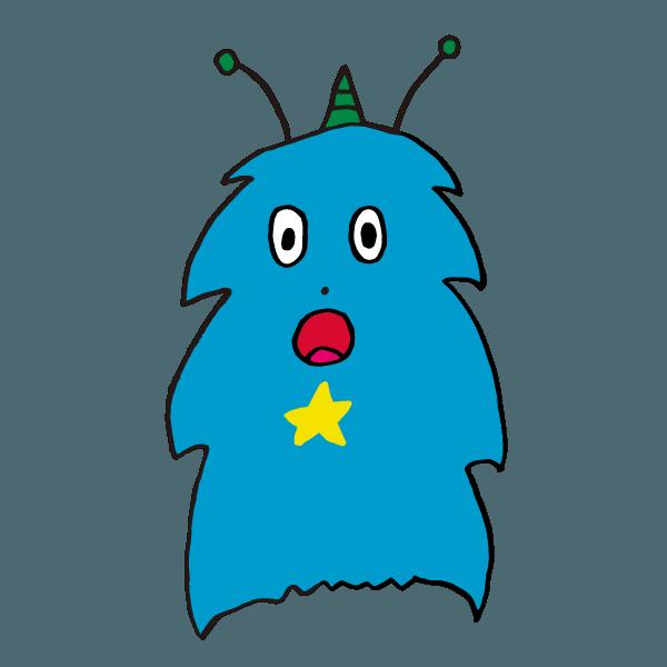 「ふさポンパック」のキャラクター