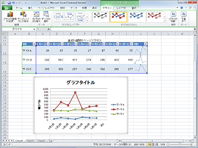 「Excel 2010」