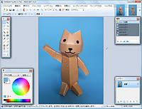 「Paint.NET」v3.5