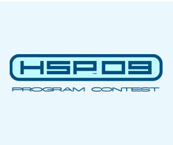 """HSPプログラムコンテスト2009""の公式サイト"
