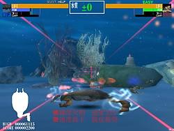 部位の分離は敵を遠隔攻撃できる便利な技だがやりすぎると移動速度が低下する
