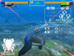 ハサミを備えた甲殻類は小型生物などを掴んで移動できる能力をもつ