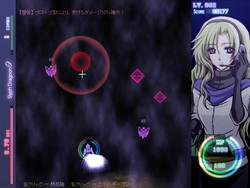 全方位から敵が出現する2Dシューティングゲーム