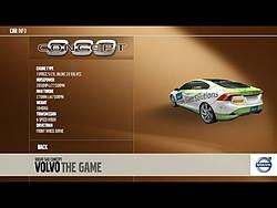 登場する6車種の詳しいスペックが確認できる。車好きにはうれしいオマケ