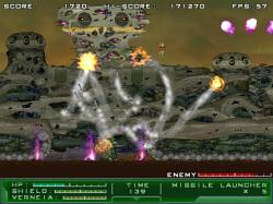 """特殊武器の""""ミサイルポッド""""は自動的に敵を追尾するのが便利"""