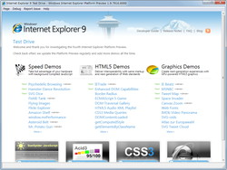「Internet Explorer 9」v1.9.7.9.16.6000