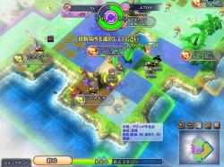 生徒会同士で都市運営を競うターン制のシミュレーションゲーム