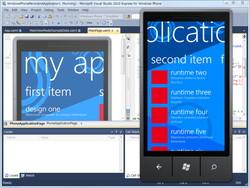 WP7端末のエミュレーター「Windows Phone Emulator Resources」
