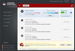 「Comodo System-Cleaner」v3.0.167886.37