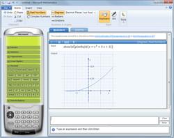 「Microsoft Mathematics」v4.0英語版