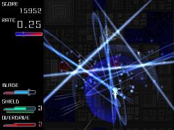 タメ斬りは攻撃範囲が広く、威力も高いためザコ敵の一掃に便利だ