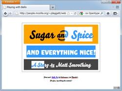 OpenTypeフォントでは、リガチャ、カーニング、異字体などを利用可能に