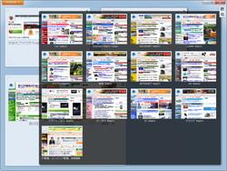 """Firefox Panorama""機能"