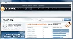 Webブラウジングのパフォーマンステスト