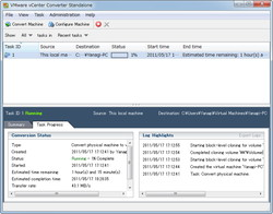 「VMware vCenter Converter Standalone」v4.0.1 build- 161434