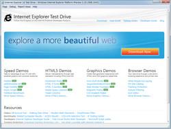 「Internet Explorer 10 Platform Preview」v2.10.1008.16421