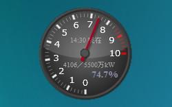 「東京電力メーター」v1.0.0