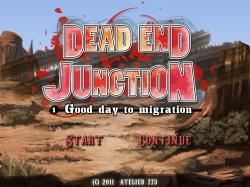 「DEAD END JUNCTION」体験版