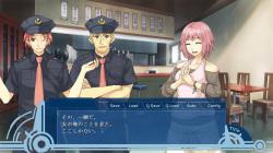 ネットカフェを逃げ出したあと、立ち寄った中華料理店でも警官たちと鉢合わせすることに