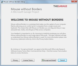 「Mouse Without Borders」v2.1.0.8
