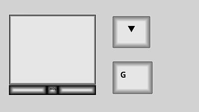 トラックパッドやキーを自由に配置して、オリジナルのキーボードを作成可能