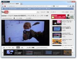 "「Adobe Flash Player」を利用した""YouTube""の視聴"